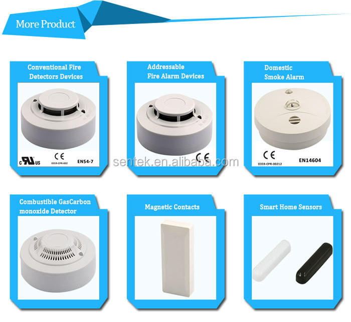 Latest Style High Quality wholesale conventional smoke detector