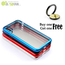 Hot sale mobile accessories universal phone case 2017 most popular Laser TPU cell phone cover