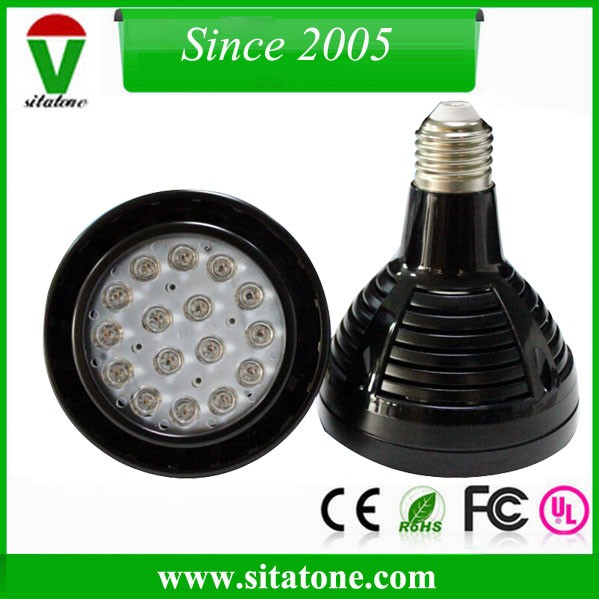 E26 E27 B22 High lumen Par30 30w led tract spot light ac95-265v