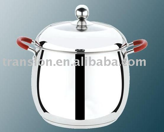 High quality stainless steel high stock seal pot