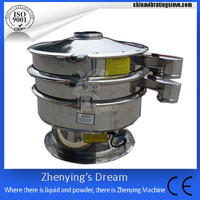 Top Ten Selling Products Linear Vibrating Screen Cheap Detergent Powder Sieve