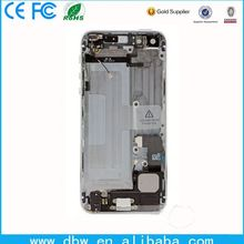for iPhone 5 Complete Middle Frame With All Small Parts