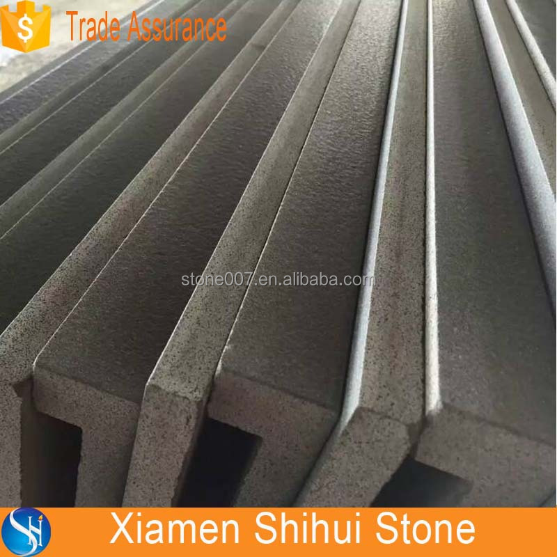 Swimming Pool Coping Stone, Chinese Basalt Coping Stone