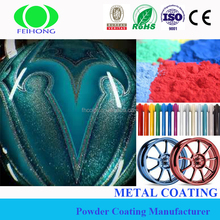 Good impact strength anticorrosion Car wheel powder coating hopper for Canada with best weather resistant