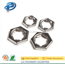 M30 M33 M36 A2-70/A4-70 stainless steel pal nuts DIN7967,Stainless steel SS304 A4 DIN7967 Self Locking Counter Nuts,PAL nut