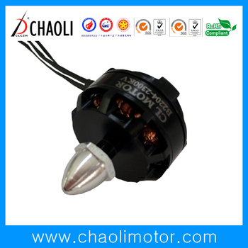 Small volume brushless motor CL-WS2816W forVehicle equipment and RC aircraft