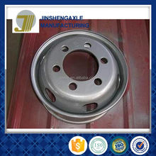 Factory Price Alloy Finishing Car Wheel Steel Rims