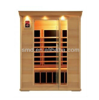 smartmak weight loss wood far infrared sauna room