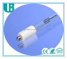 G10T5VH Replacement T5 SP Germicidal UV-C Lamp ozone generating 185nm for hook uv sterilization