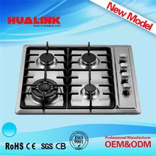 HLK624 double burner built in gas stove kompor
