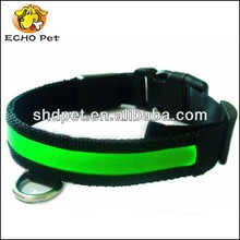 New fashion battery operated dog collar with led light