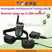 Hot selling 998dr Remote dog training collars Rechargeable & Waterproof