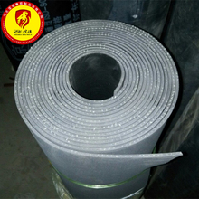 Colored Industrial Grade Insertion Rubber Roll Cotton Cloth Inserted Rubber Sheet