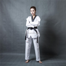 WTF Top quality super Light Martial Arts Taekwondo Uniform/Dobok/kimono