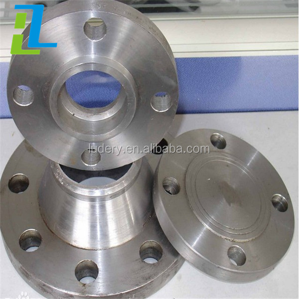 Grooved pipe fittings pipe elbow flange Oil and gas Casting SW Flange