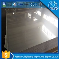 316L 1mm thickness stainless steel plate Tisco