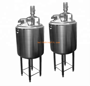 stainless steel pharmaceutical liquid mixer