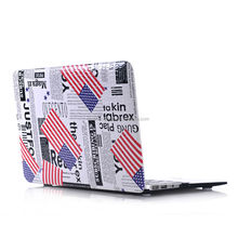 Laptop front and back cover cases for macbook / cover for macbook air 11, OEM/ODM in china