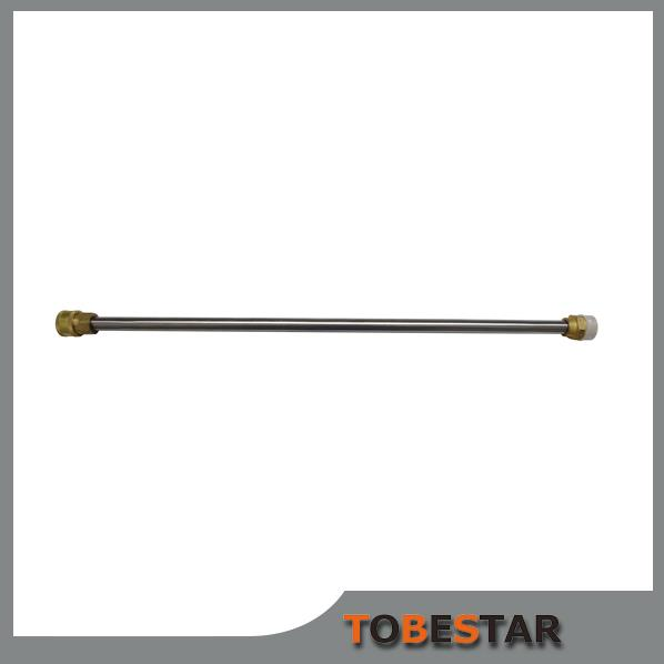 "TQA-37 M22x1.5 male threaded Tobestar offering high pressure washer gun replacement wand with 1/4"" quick release socket"
