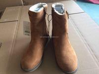 high quality brown boot women cheaper stock boot cheaper boot