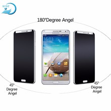 Top Quality High Transparent Privacy Screen Protector For Samsung Galaxy S4