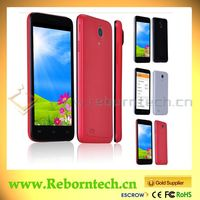4.5 Inch IPS Screen Cell Phone 3G mobile phones grey market