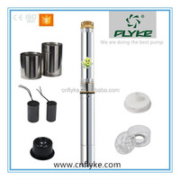 QJD/SP deep well submersible pumps