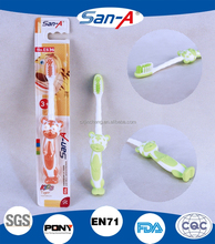 E-636 SAN-A kids tooth brush animal shape
