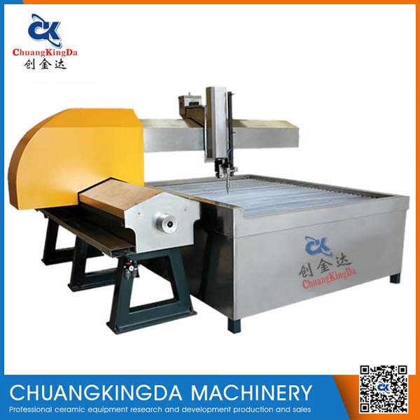CKD1313 Cantilever Type CNC Water Jet Cutting Machine Made In China Manufacturer Factory