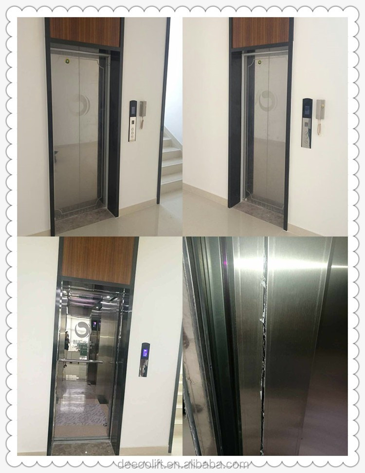 Cheap Passenger Residential Commercial Mall Elevators Lift