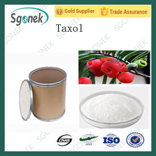Taxol Chinensis Extract 98% 99% Taxol Cas/NO33069-62-4 98% cephalomannine&taxus Plant Extract&Paclitaxel Api Paclitaxel Taxol