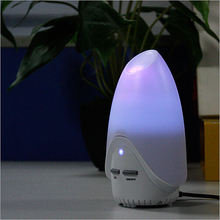 USB Car Essential Oil Diffuser 50ML Air Humidifier Aroma Lamp Aromatherapy Electric Ultrasonic Aroma Diffuser Mist Maker
