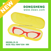 Customized High Quality Hard Plastic Glasses Cases Kids Beauty Case