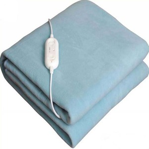Soft and Comfortable 60W coral fleece Electric Warmer Blanket