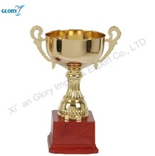 Cheap School Student Metal Cup Trophy for Souvenir