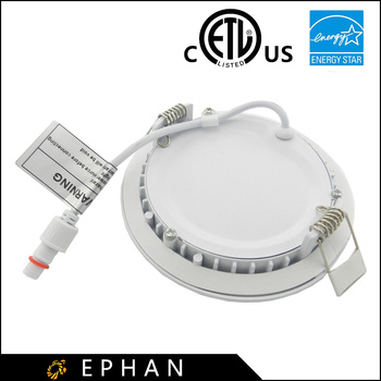 Ephan North American Triac Phase Cut Dimmable Led Panel Light