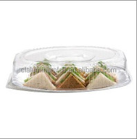 takeaway food packaging aluminium foil containers