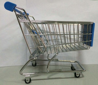 Promotion gift mini shopping cart/Mini cute metal shopping cart/Mini supermarket shopping cart toy