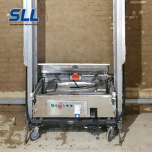 SRM8 New Model Automatic Wall Plastering Machine For Building