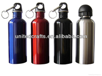 Large Capacity 1000ML Stainless Steel Sports Drinking Water Bottle