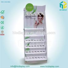 Custom Printed countertop display stand Cardboard display stand for electronic products