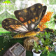 KANOSAUR1050 Garden decoration Animatronic Animal Sculpture Butterfly