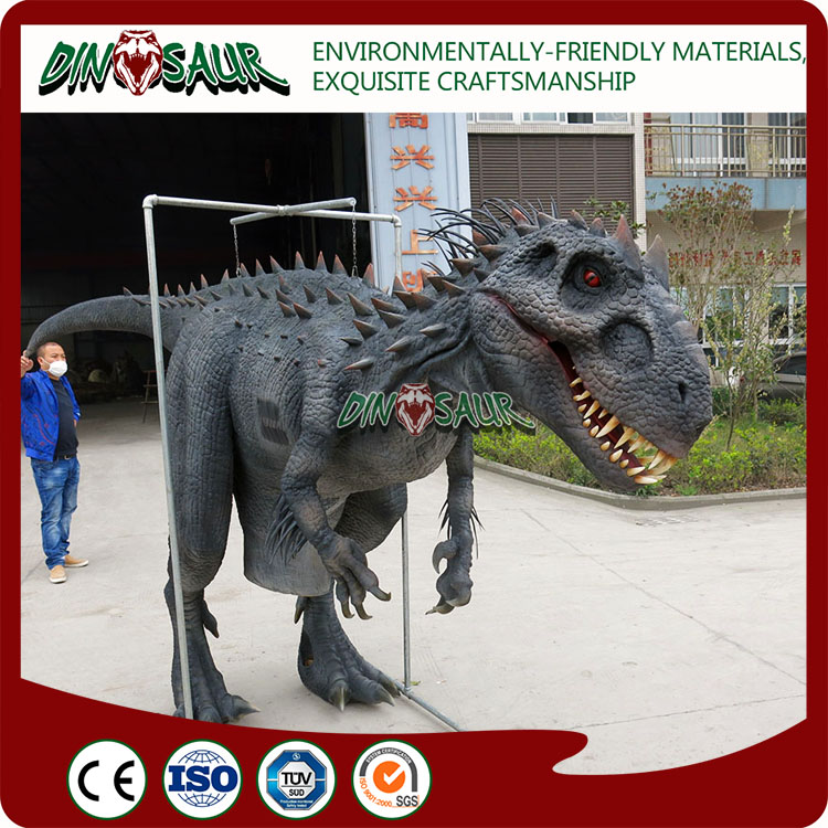 Animatronic dinosaur realistic dragon costume for sale