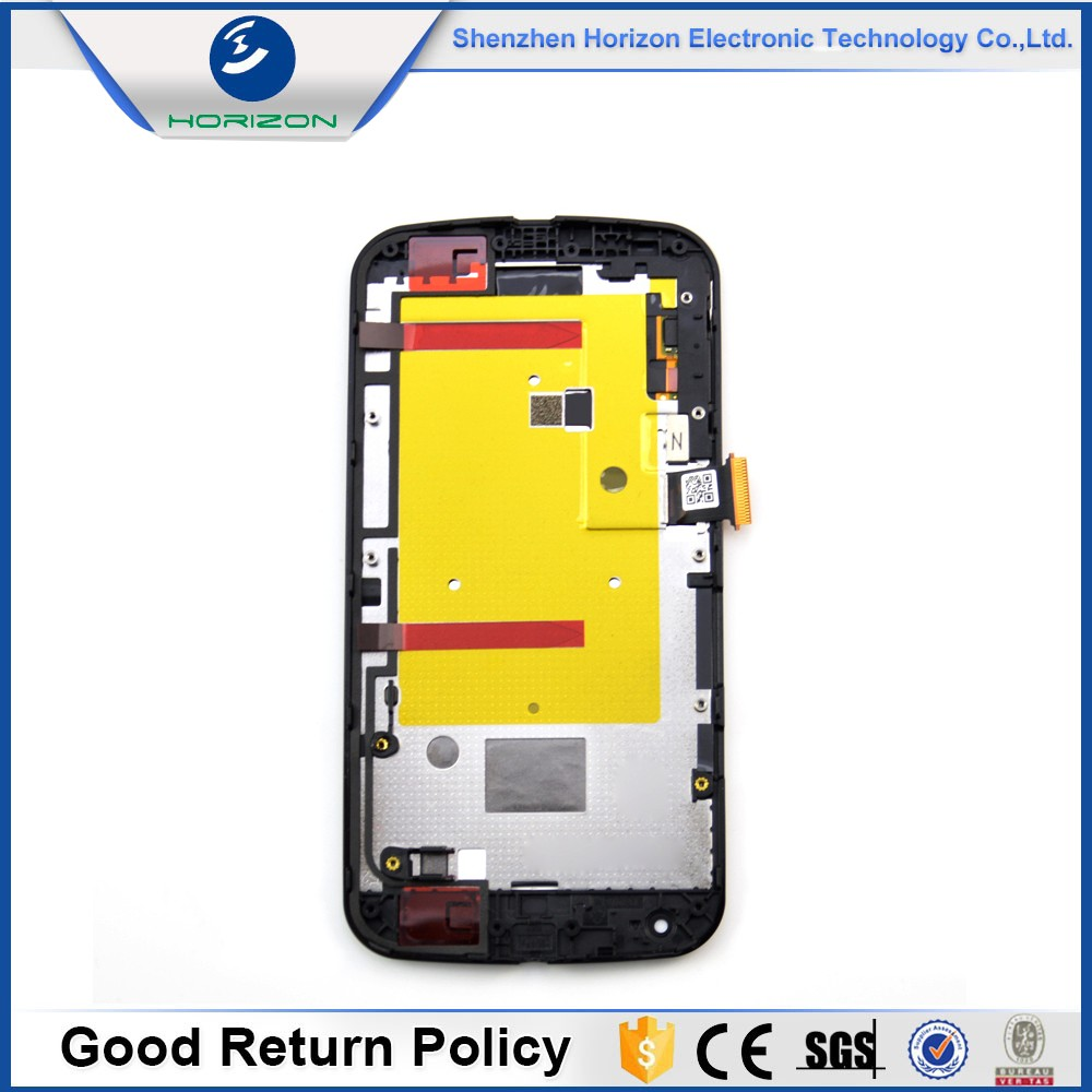 Wholesale for motorola moto g2 lcd touch screen digitizer,for moto g2 lcd