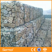 Welded Gabion Wire Mesh Boxes For Garden Hot Sale!
