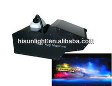 3000W Effect Fog Machine /Stage Effect Machine /Manul Fog Makerwith MDX512/Remote Control