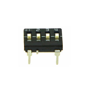 DTH 4-12 Position Three State Dip Switch With RoHS