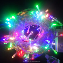 factory outlets 220 volt 100LED christmas string lights wholesale