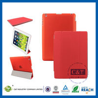 C&T Ultra Thin Magnetic Smart Wrap Stand smart case for ipad 5