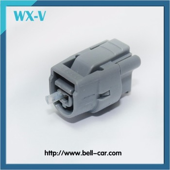 1 Pin Way Sealed Automobile Electrical Wire Cable Female Connector In Stock 6189-0445